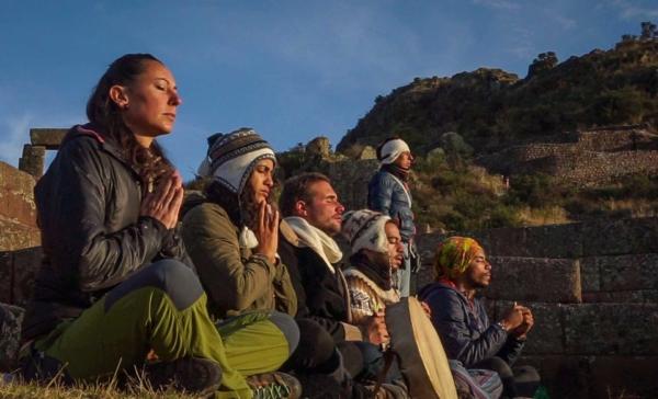 spiritual tours