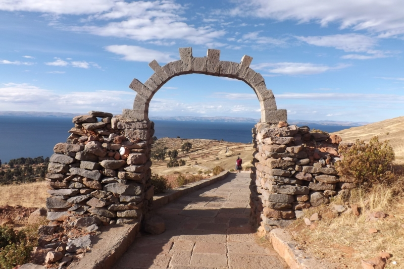 Ancient Civilizations of Lake Titicaca